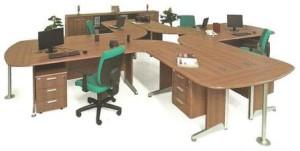 Meja Kantor Modera A Class
