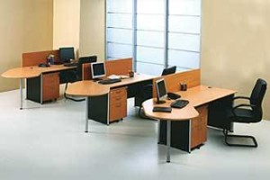 Meja Kantor Modera E Class