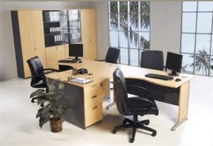Meja Kantor Modera B Class