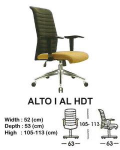 Kursi Indachi Alto I AL HDT