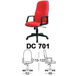 Kursi Chairman DC 701