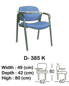 Kursi Kuliah Indachi D385K