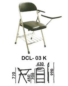 Kursi Kuliah Indachi DCL03K