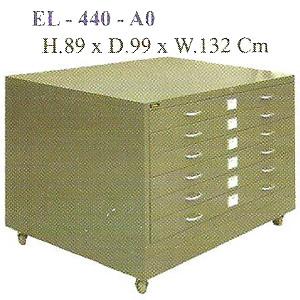 Lemari Gambar Elite EL-440-A0
