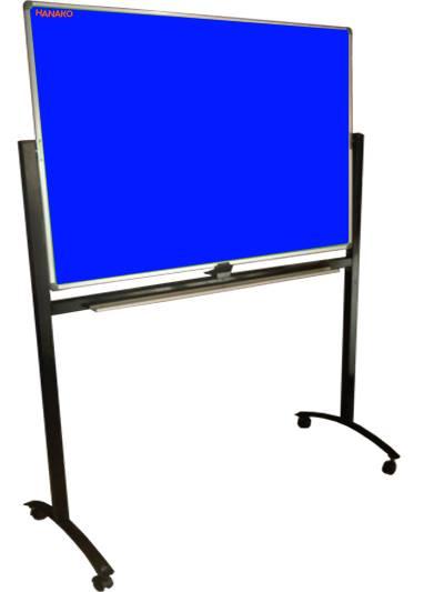 Softboard bludru 90 x 120 stand